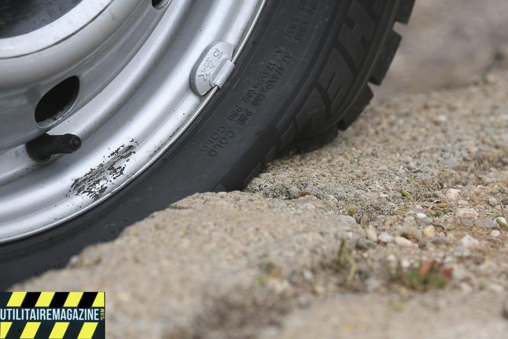 pneu pour véhicule utilitaire Agilis CrossClimate Michelin