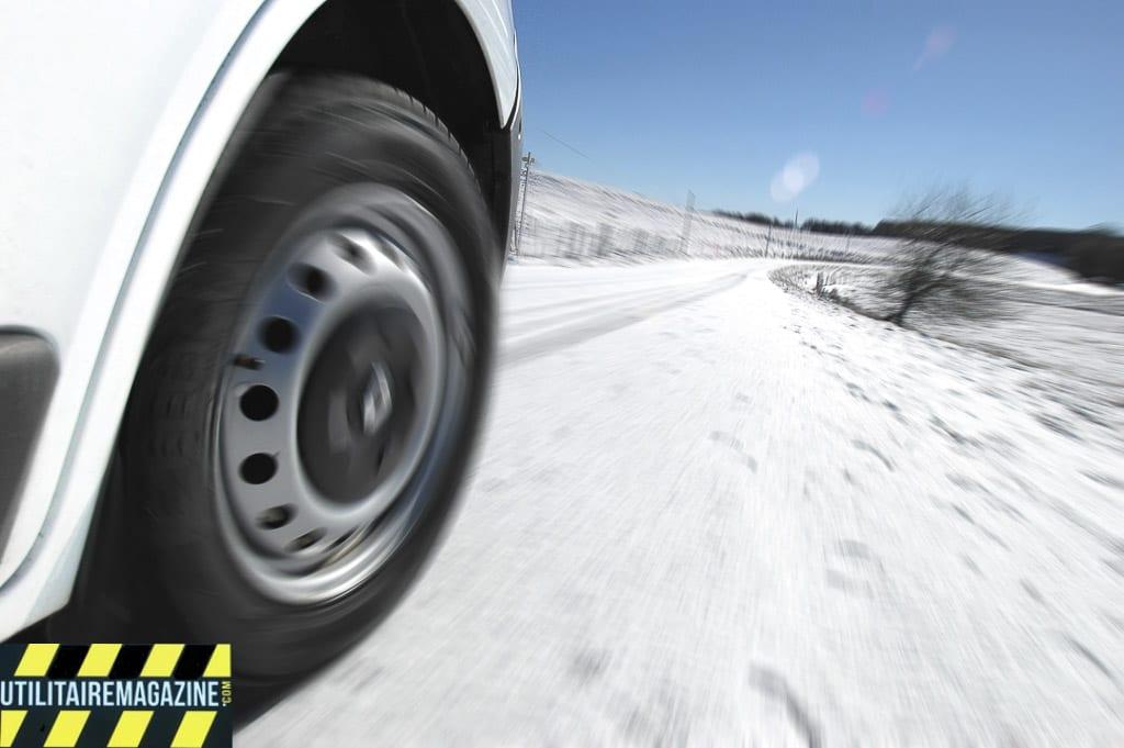 pneu hiver pour véhicule utilitaire Agilis CrossClimate Michelin