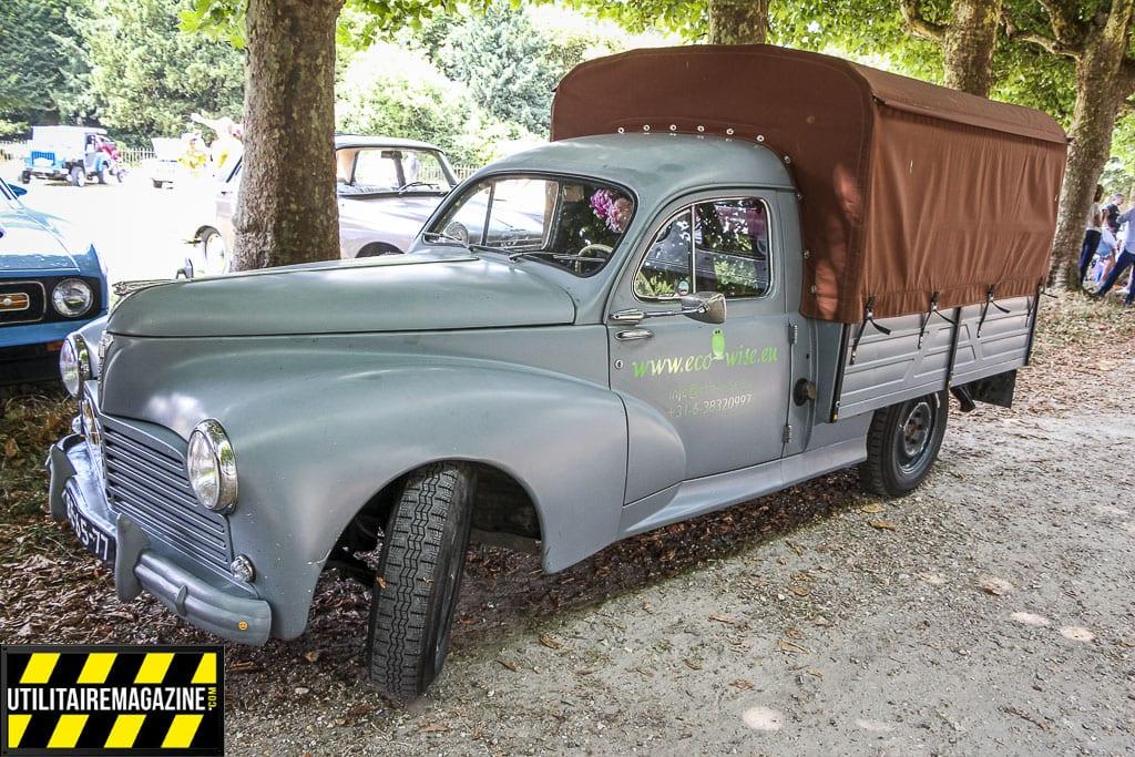 Peugeot 203 utilitaire