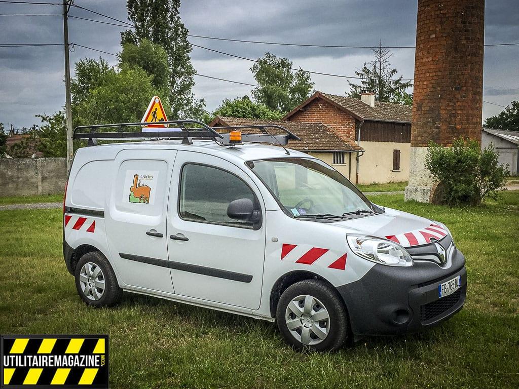 Aménagement Renault Kangoo Aménageur du Bourbonnais