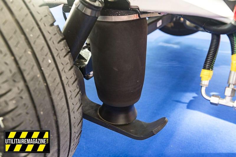Suspension pneumatique VB airsuspension