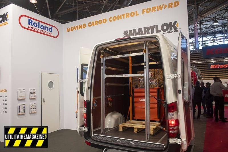 smartlok loadlock utilitaire