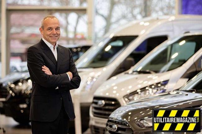 Louis-Carl Vignon, Président de Ford France