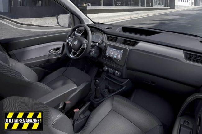 Intérieur du Renault Express Van 2021