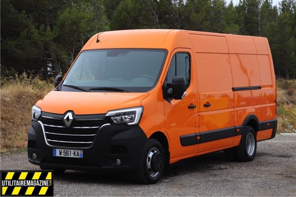 Renault Master 4,5 t RJ.