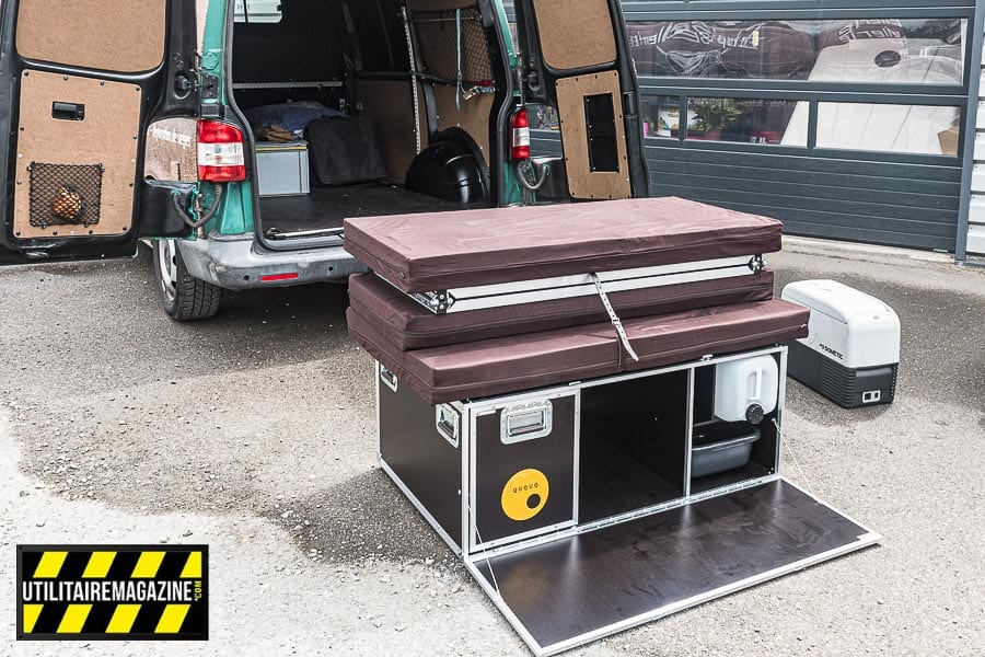 camping box Ququq