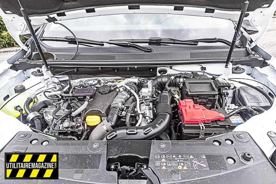 Le Duster est vendu uniquement avec le moteur diesel dCi 115ch.